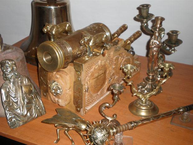 Бронзовое литьё в домашних условиях